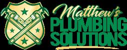 Matthews Plumbing Logo